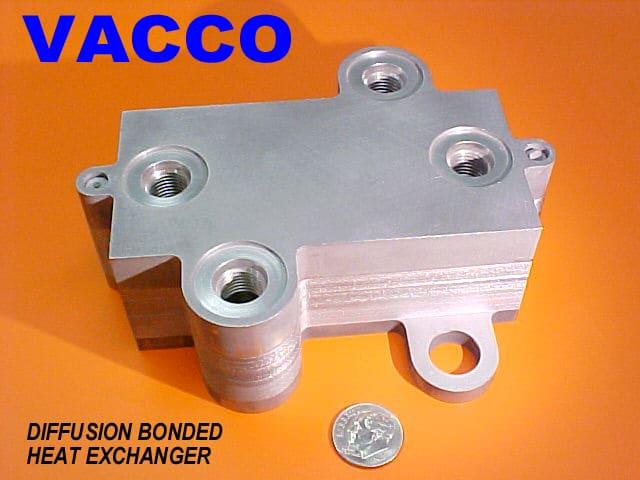 Diffusion Bonding Heat Exchanger